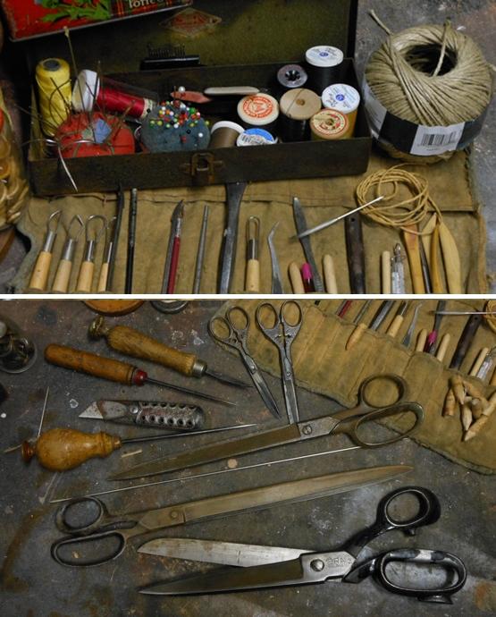About The Artist - Grim Stitch Factory
